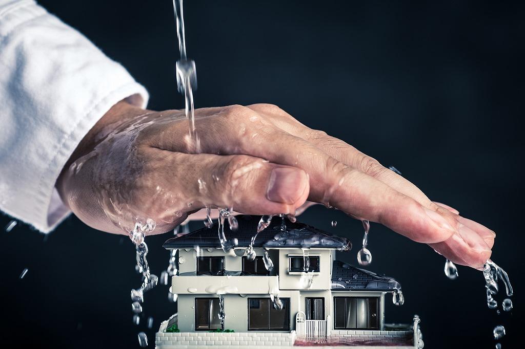 雨や雪から家を守る防水工事の重要性