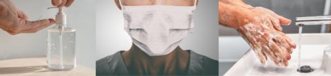 新型コロナウイルス感染拡大防止に努めましょう!
